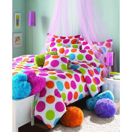 My stuff®/MD 'Dots' Comforter - Sears | Sears Canada