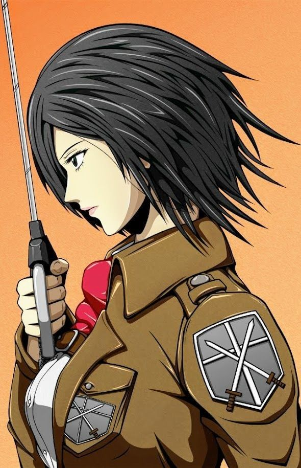 The wallpaper trend is going strong. Mikasa Ackerman   Attack on titan anime, Attack on titan ...