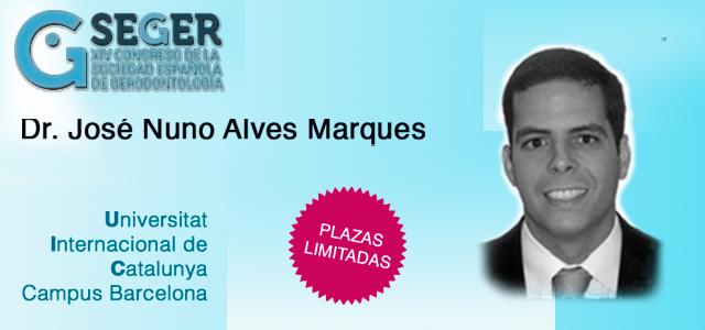 Sábado 7 de Junio, SEGER – Barcelona 2014  Dr. José Nuno Alves Marques  http://adin-iberica.com/formacion/index2.php  #formación #implantes #cursos #educación #protesis #dentitas #dental