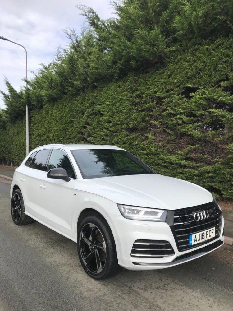 Ebay Audi Q5 S Line 2018 3 0 Tdi V6 Quattro Tiptronic Auto Suv Minor Damage Repaired Auto Repair Repair Repair And Maintenance