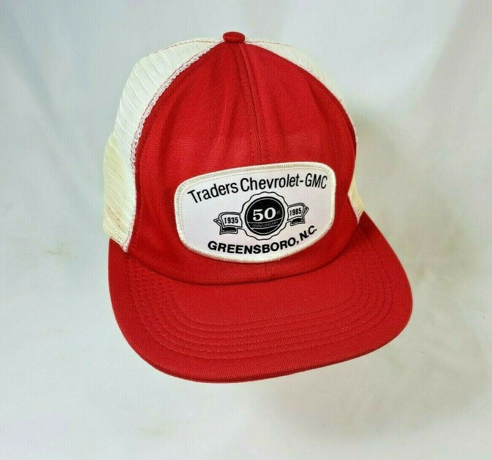 Sponsored Ebay Vintage Trader S Chevrolet Gmc Chevy Trucker