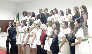 Blog do jornal Folha do Sul MG: Curso de Enfermagem da UninCor promove Cerimônia d...
