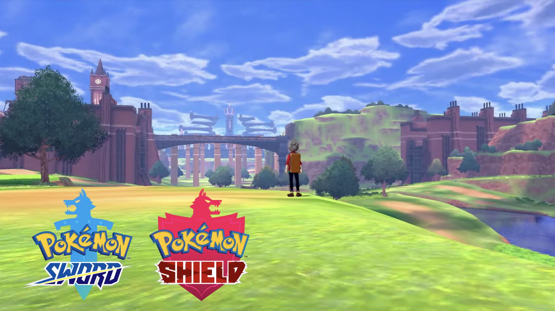 Pokemon Sword and Shield Gets Snow in The Wild Area -