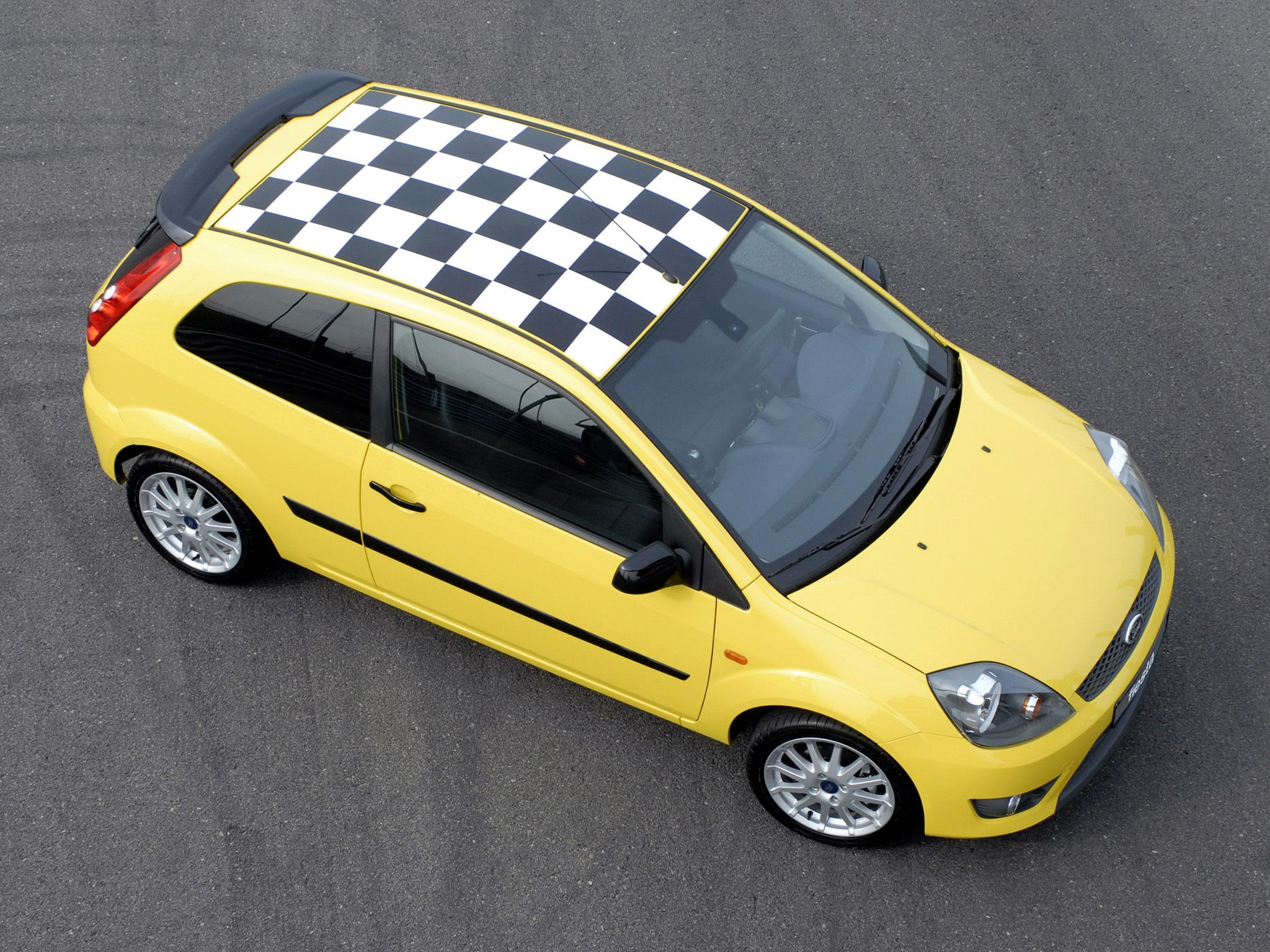 """Ford Fiesta """"Ultimate Edition"""" '2006"""