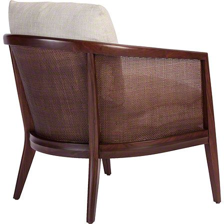 McGuire Furniture: Arc Lounge Chair: No. A-103 | Seat | Pinterest ...
