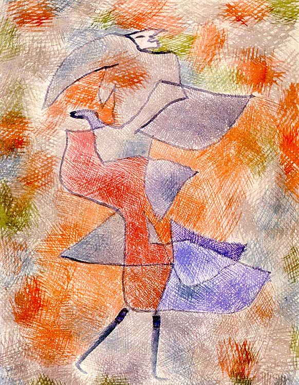 paul klee diana in the autumn wind 1921 art expressionism pinterest paul klee. Black Bedroom Furniture Sets. Home Design Ideas
