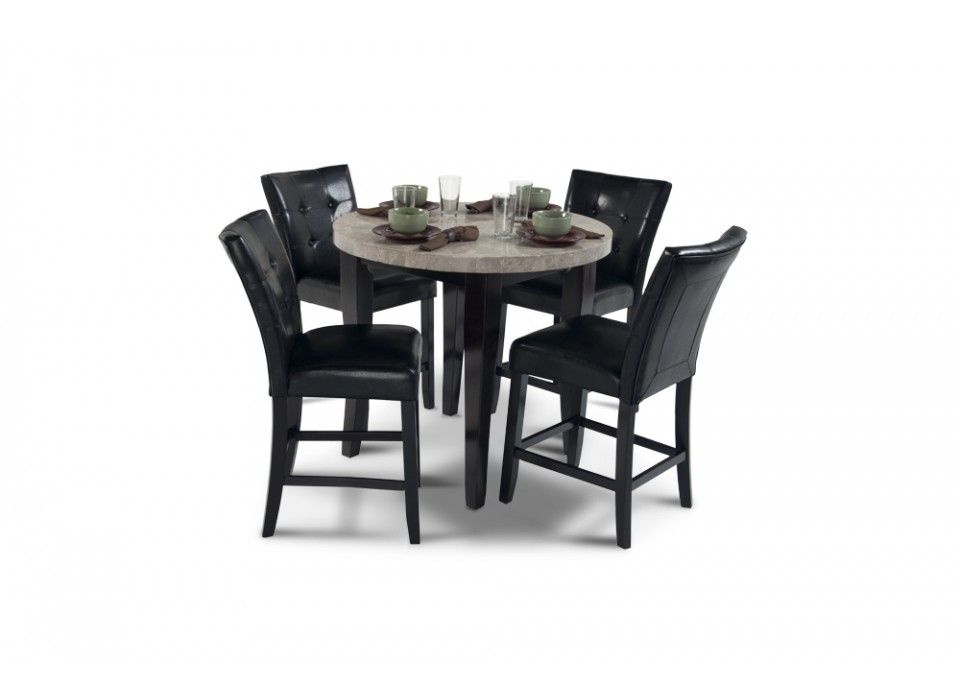 Montibello 40 Dining Room Sets Kitchen Table Marble Furniture Dining Table