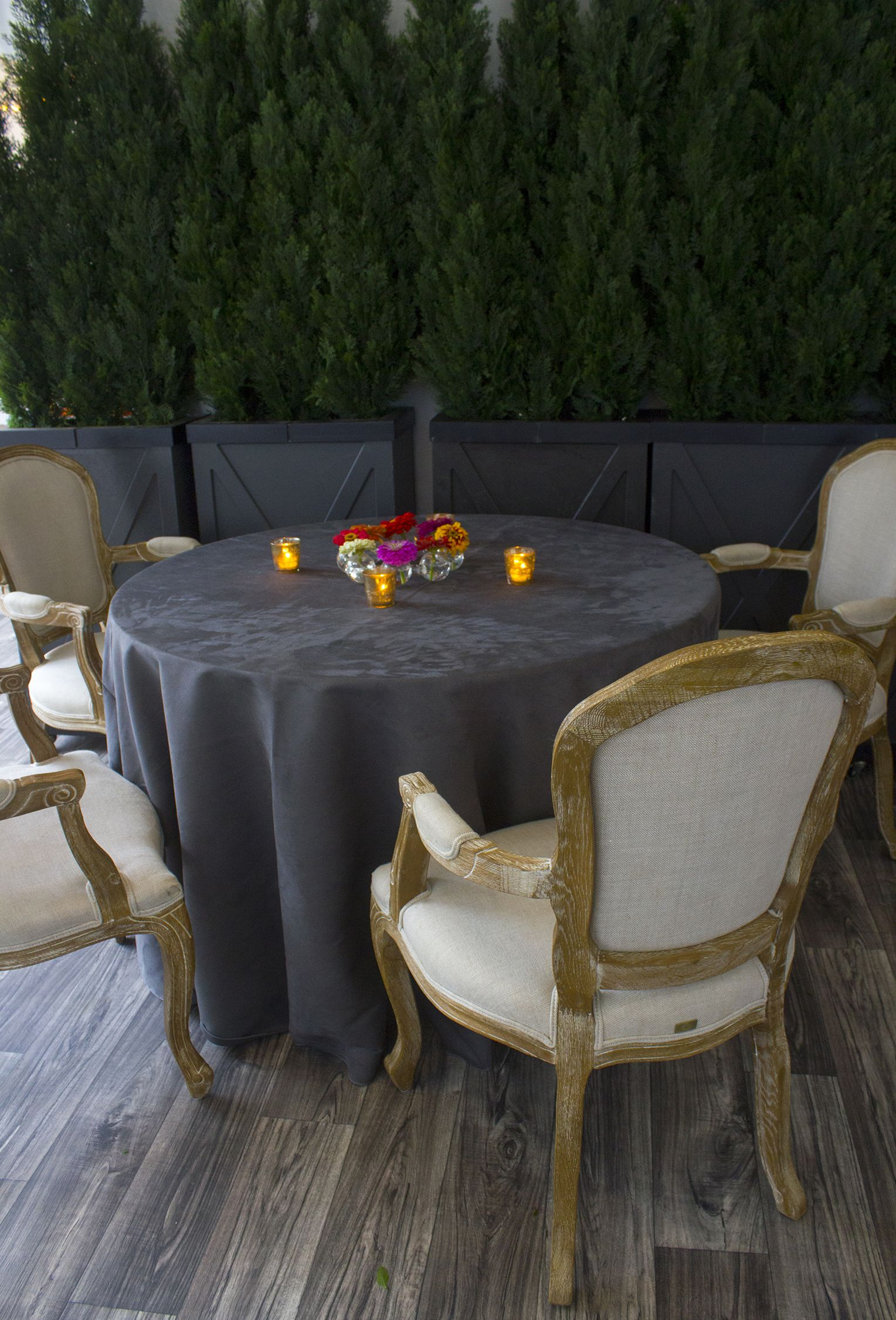 Website Launch Party 2018 Outdoor furniture sets, Table