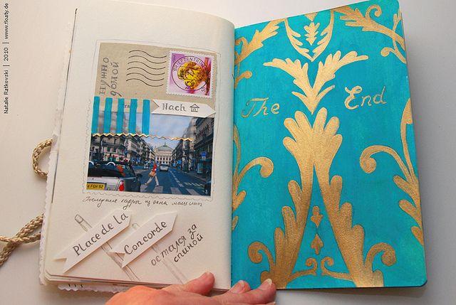 Travel book, Paris 2010 | Flickr - Photo Sharing!