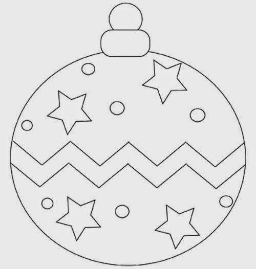50 ornamentos de navidad para colorear - La Eduteca - Álbumes web de Picasa