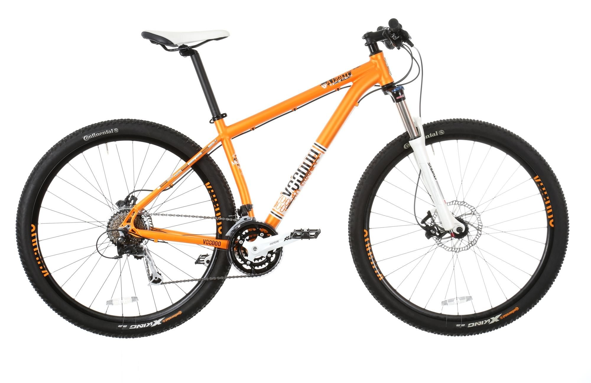 Voodoo Aizan 29er Mountain Bike 18inch Has 29er Geometry Alongside