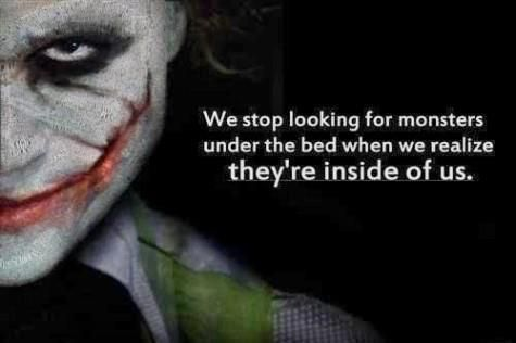 We ALL float down here.........