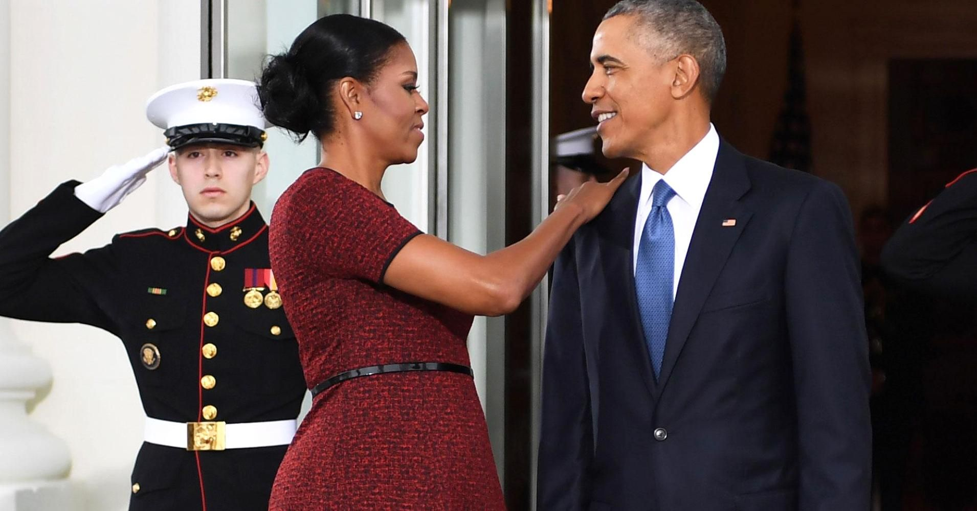 Why The Secret To Your Success Is Who You Marry Barack Obama