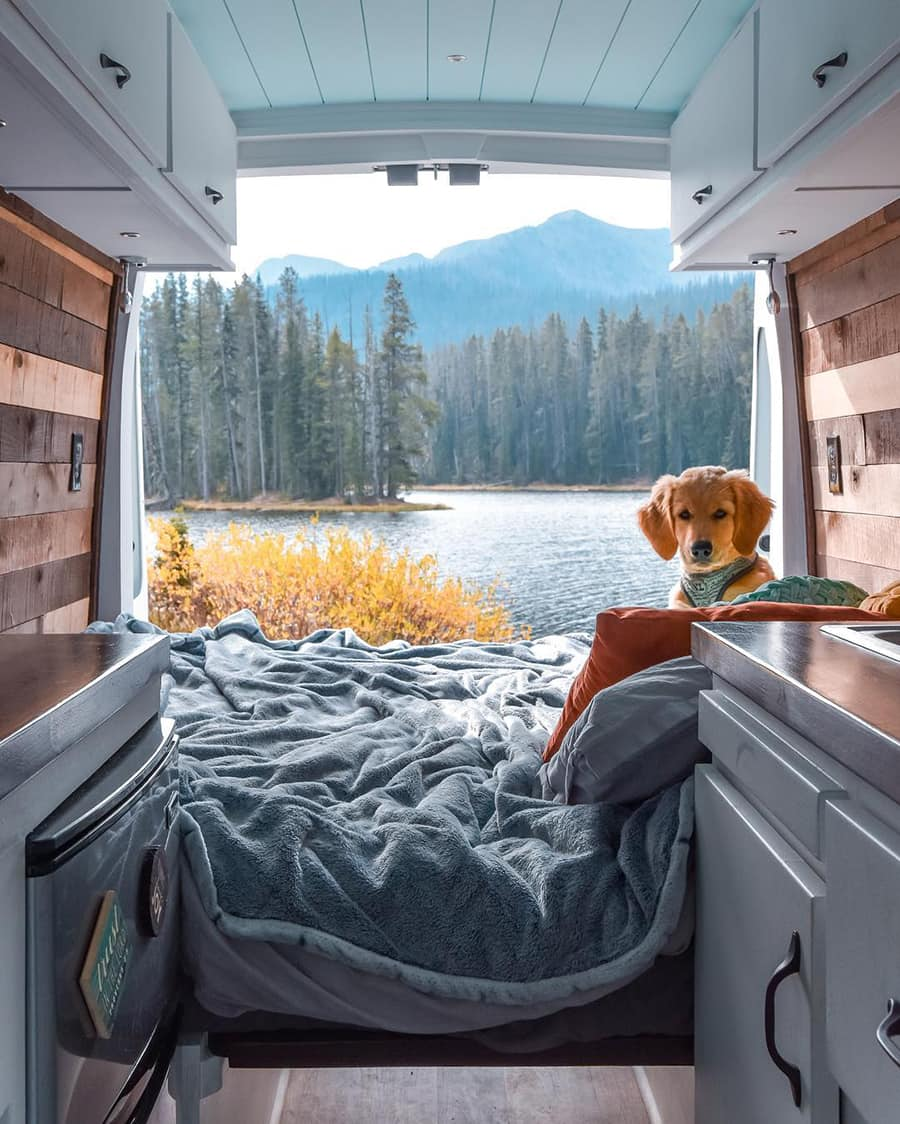 Check out these gorgeous Camper van conversions to inspire your next adventure