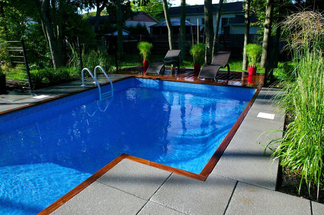 prolongez vos vacances avec une piscine creusée parfaitement