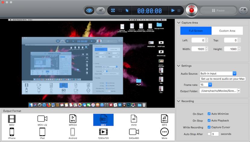 Graba La Pantalla De Tu Mac Con Screen Recorder Gratuita Por Tiempo Limitado Grabado Mac Pantalla