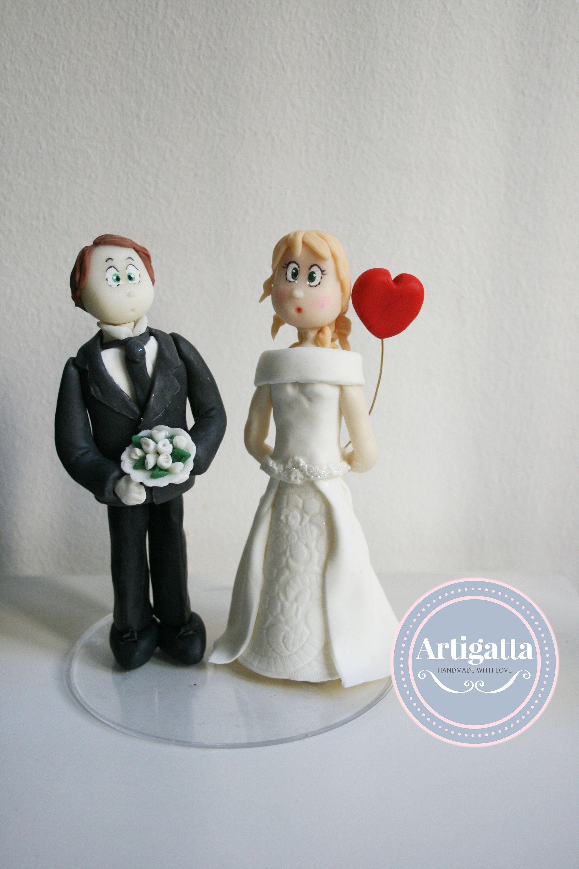 Wedding cake topper / Vow Renewal cake topper / Wedding Anniversy ...