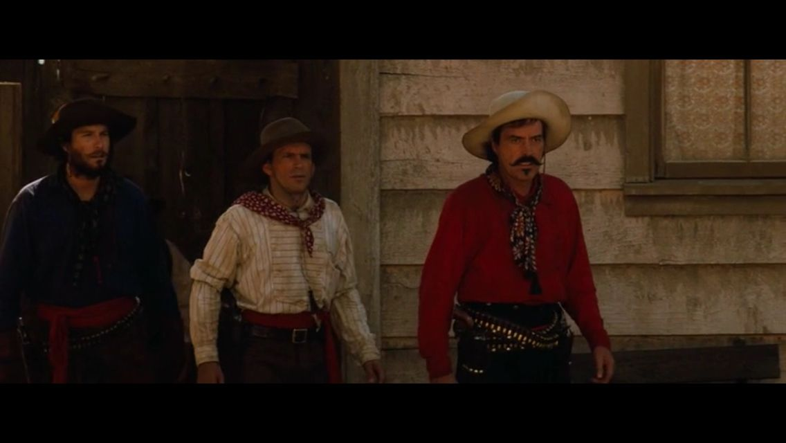Curly Bill Brocuis Stilwell And Johnny Barnes Doc Holliday