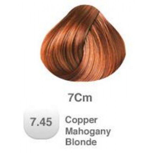 pravana hair color 7.45 copper