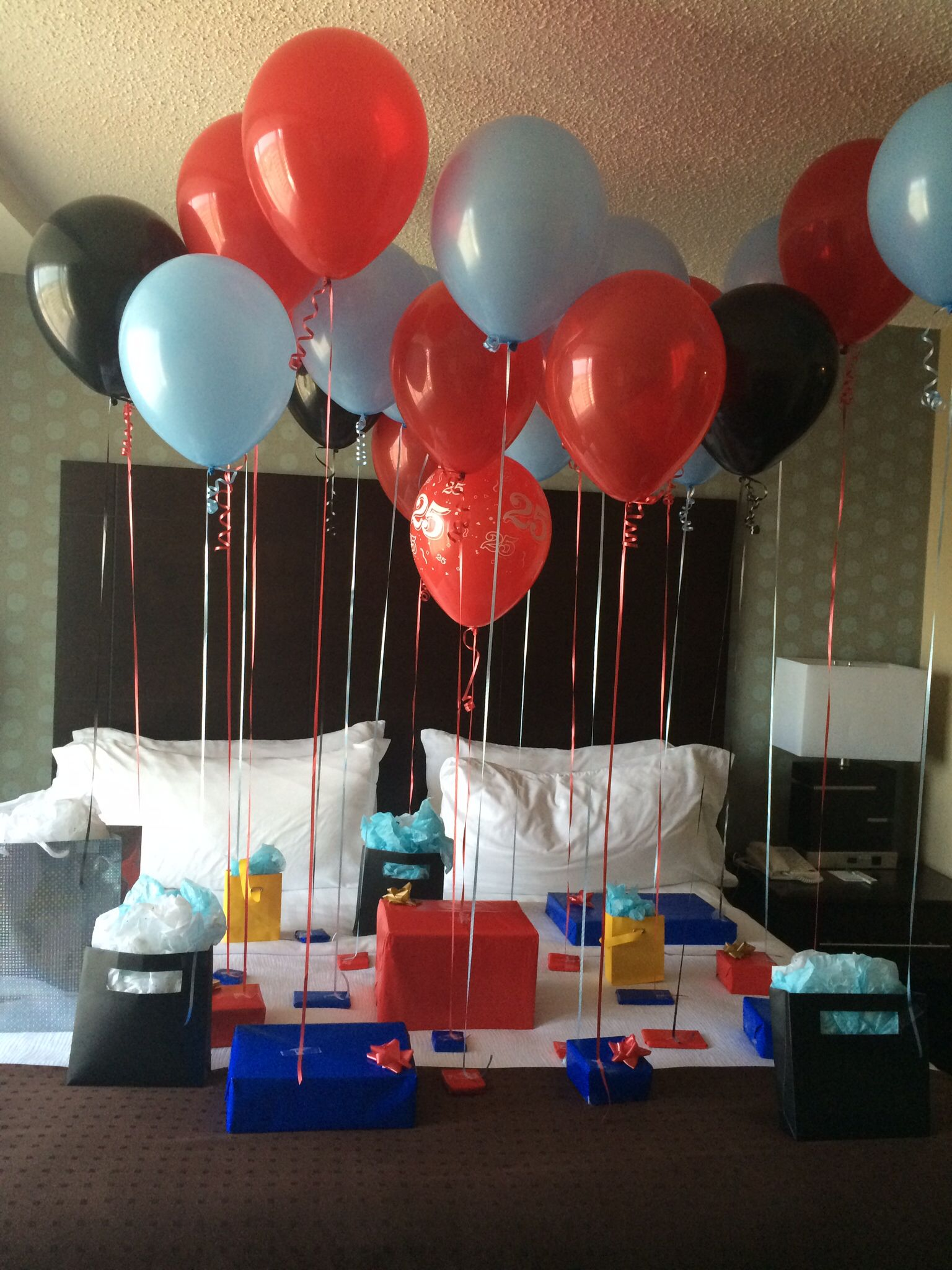 25 gifts for 25th birthday Amazing birthday idea He loved it