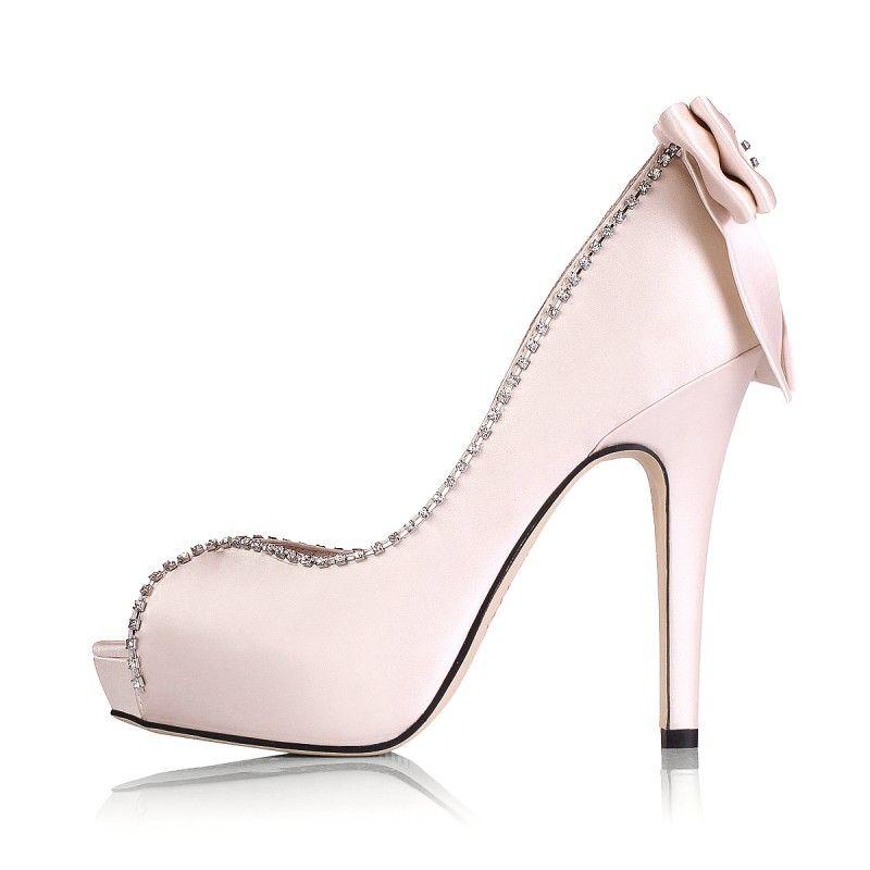 www.hibridal.com/wedding-shoes/1716-pale-pink-rhinestones-peep-toe ...