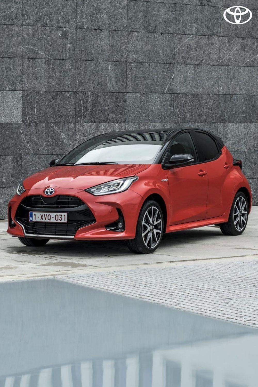 Exploring The New Toyota Yaris In 2020 Yaris Hybrid Car Toyota Hybrid
