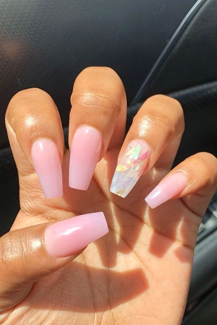 Over 50 Bright Summer Nail Art Designs That Will Be So Trendy All Season Ecemella Ombre Acrylic Nails Vibrant Nails Coffin Nails Designs