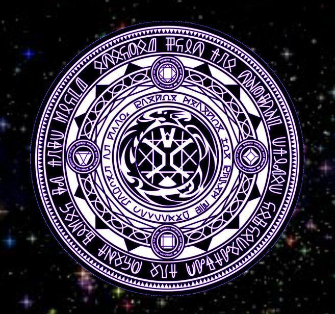 Selenes Takeover Magic Circle by Deyleirine on DeviantArt