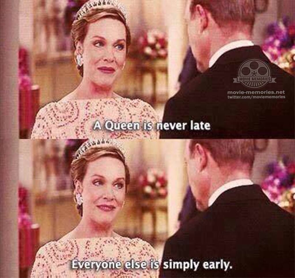 'The princess diaries.'