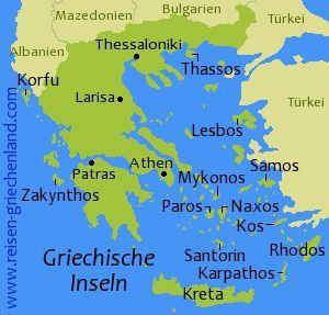 Gu Griechische Inseln Reise Befindet Sich Die Finden Sie In
