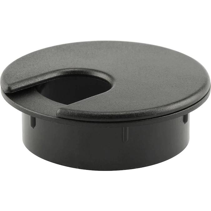 Hillman 2 1 2 Plastic Desk Grommet Lowes Com In 2020 Desk Grommet Desk Grommets