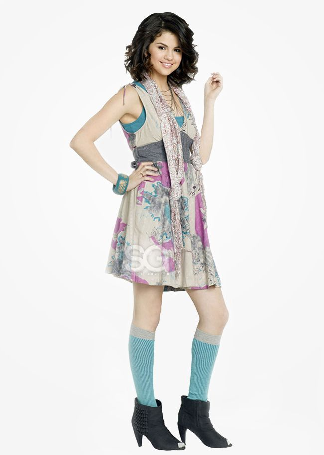 Selena Gomez As Alex Russo In Wizards Of Waverly Place Wizards Of Waverly Place Photo Shoot Selena Gomez Short Hair Selena Selena Gomez Hot