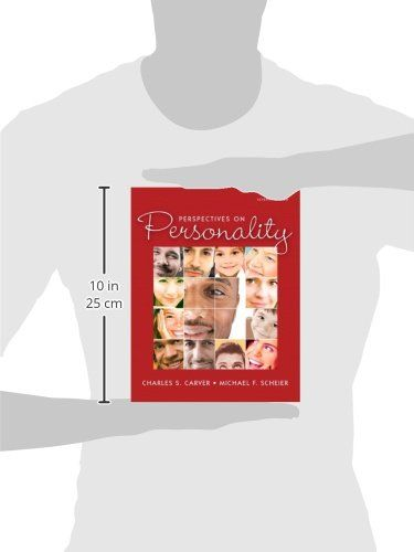 Perspectives on Personality (7th Edition) #book #health http://www.healthbooksshop.com/perspectives-on-personality-7th-edition-3/ Informative, yet engaging — viewpoints of personality psychologists today            Written in an informal, conversational style, Carver and Scheier engage students by helping them understandhow various perspectives of the field of personality can apply to their own lives.        This book describes a range of viewpoints that are used by personality ps..