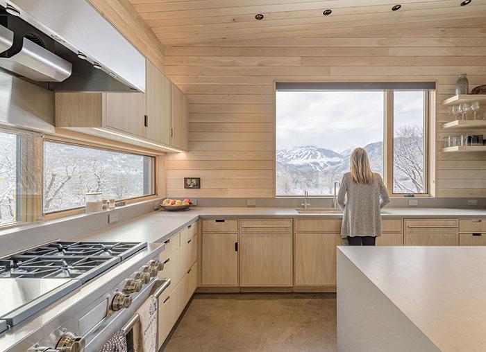 A Norwegian Inspired Aspen Home Mountain Living In 2020 Aspen House Norwegian House Home