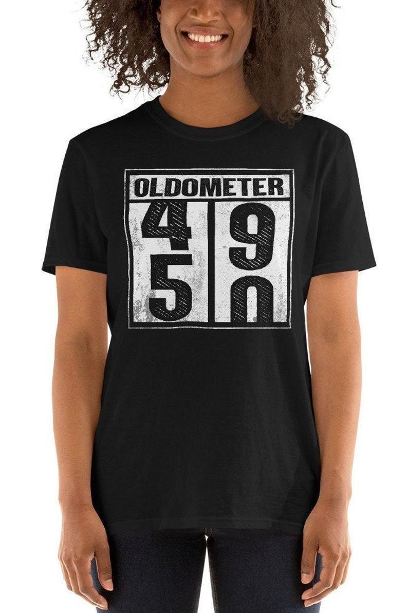 50th birthday, 50 years old, age 50, 50th birthday shirts
