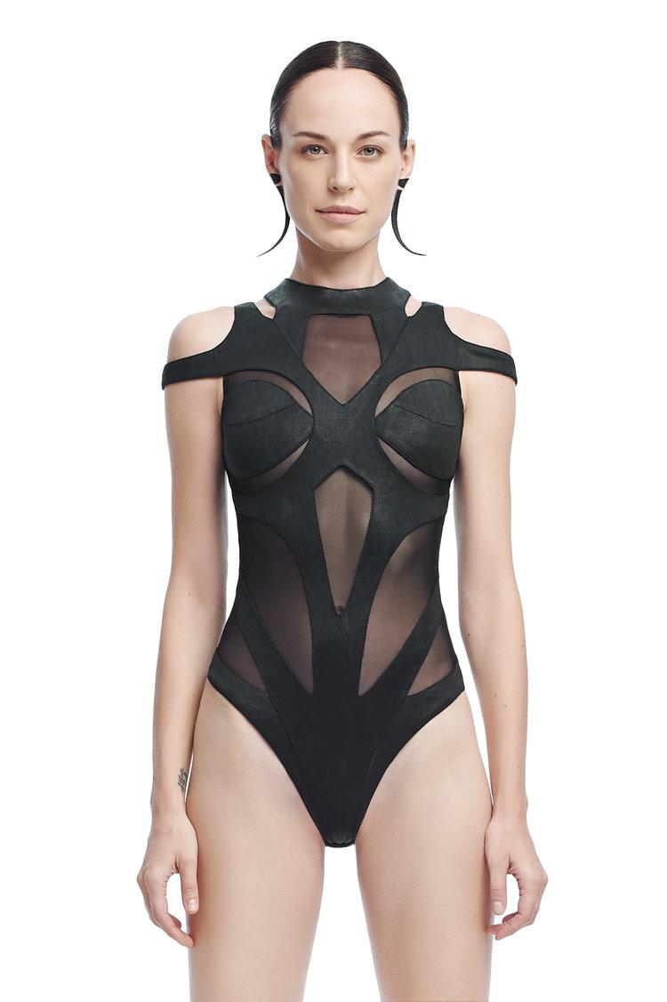 Loa Bodysuit En 2020 Ropa De Danza Ropa Streetwear Trajes Casuales