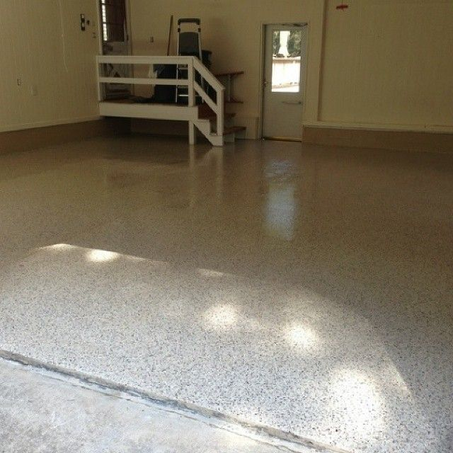 Spruce Up Your Garage Floor With Rhino