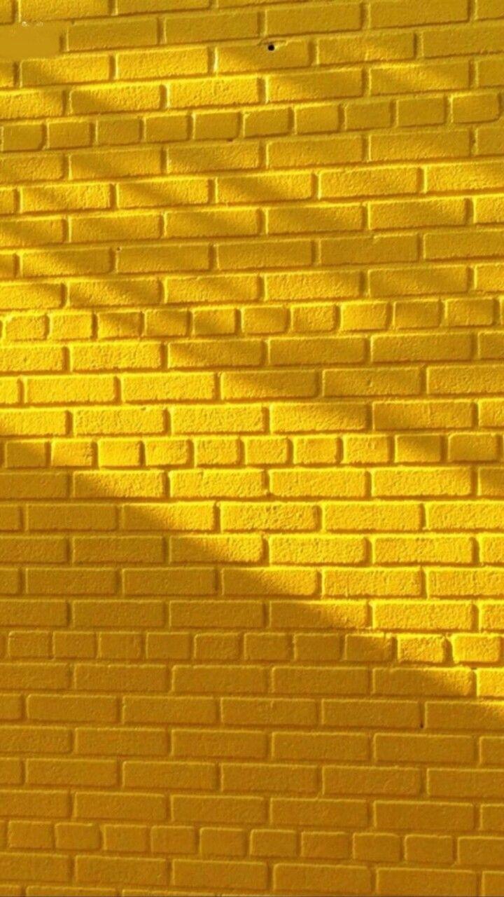 Pin By Sintya Nuraini On W A L L P A P E R Yellow Wallpaper Colorful Wallpaper Yellow Aesthetic