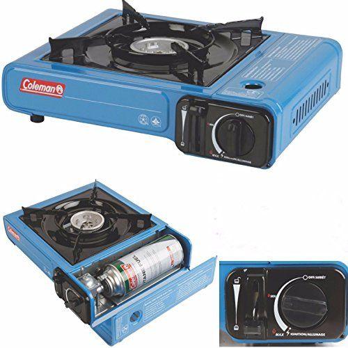 Portable Propane Butane Stove Outdoor Picnic Camping Gas