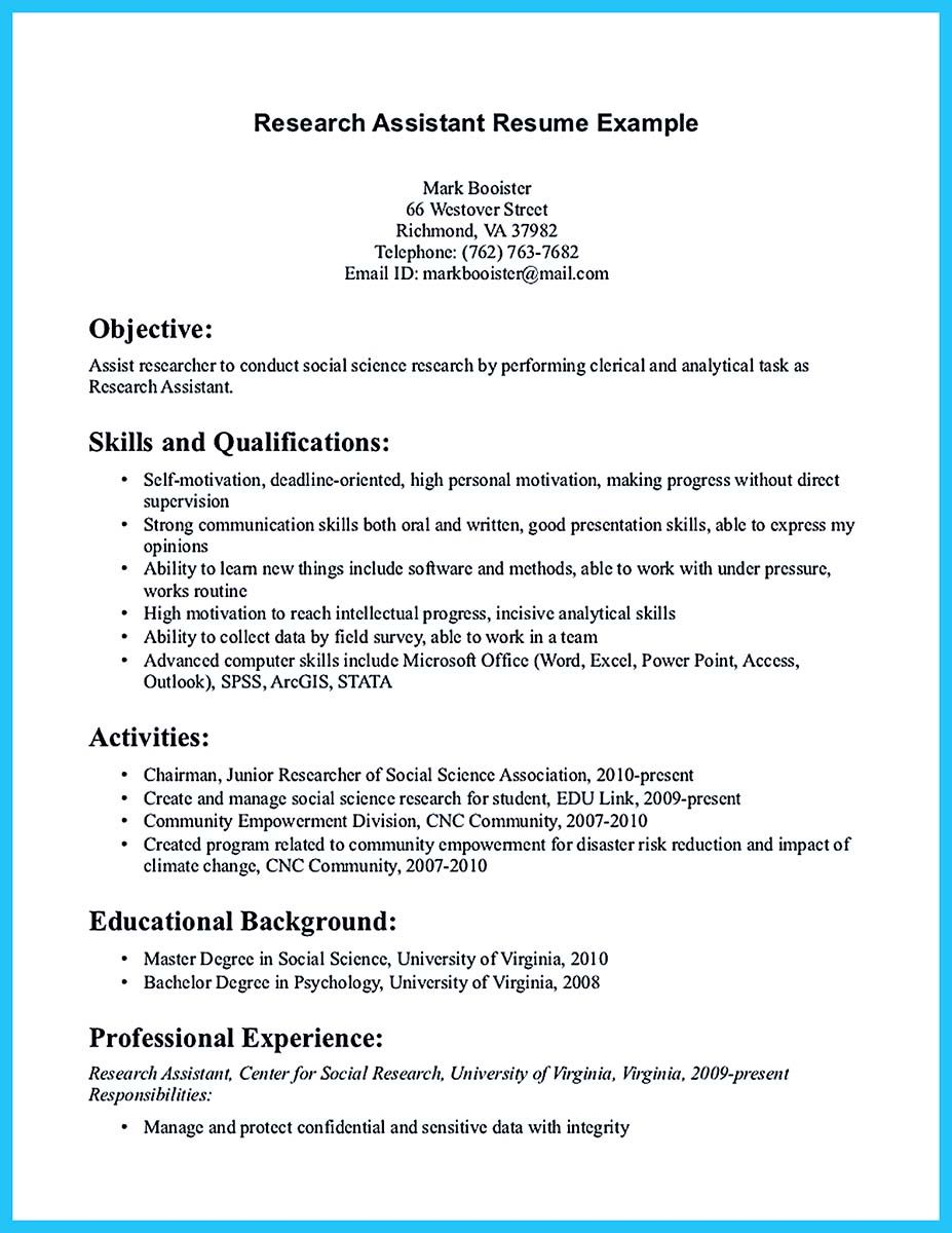 As you are confused on how to write assistant resume, you ...
