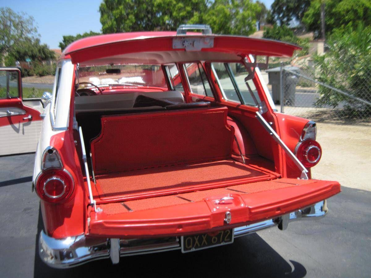 1956 ford customline wagon old car hunt - 1956 Ford Country Sedan