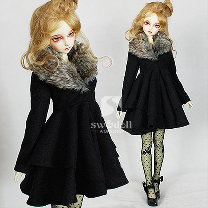 24.56$  Watch now - http://aliyqm.shopchina.info/go.php?t=32527891284 - 2015 Doll Accessories Clothing High Quality 1/3 BJD Coat BJD Clothes 24.56$ #SHOPPING