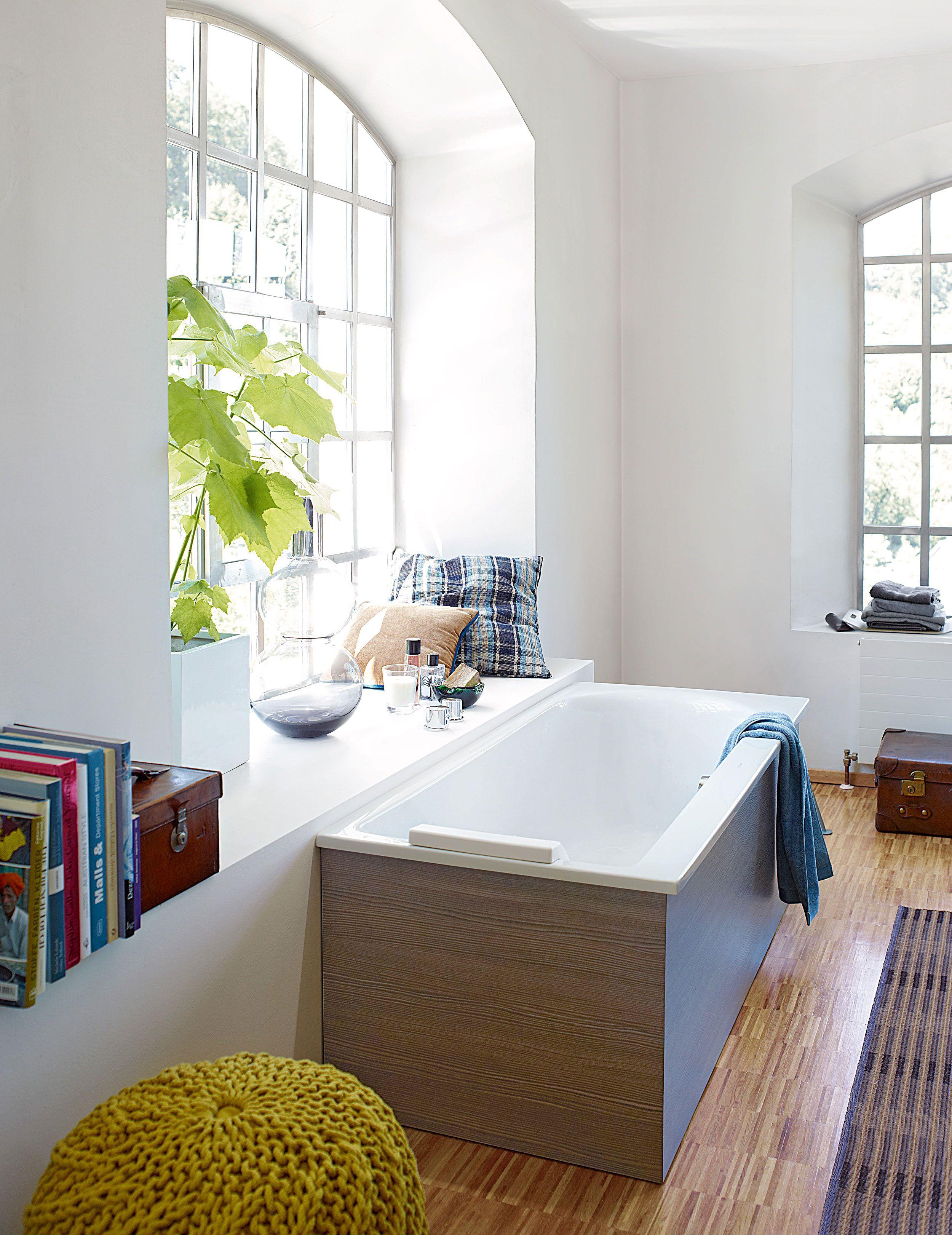 Tipps Zur Badewanne Planung Kauf Einbau Und Pflege Modern Luxury Bathroom Duravit Bathroom Furniture Design