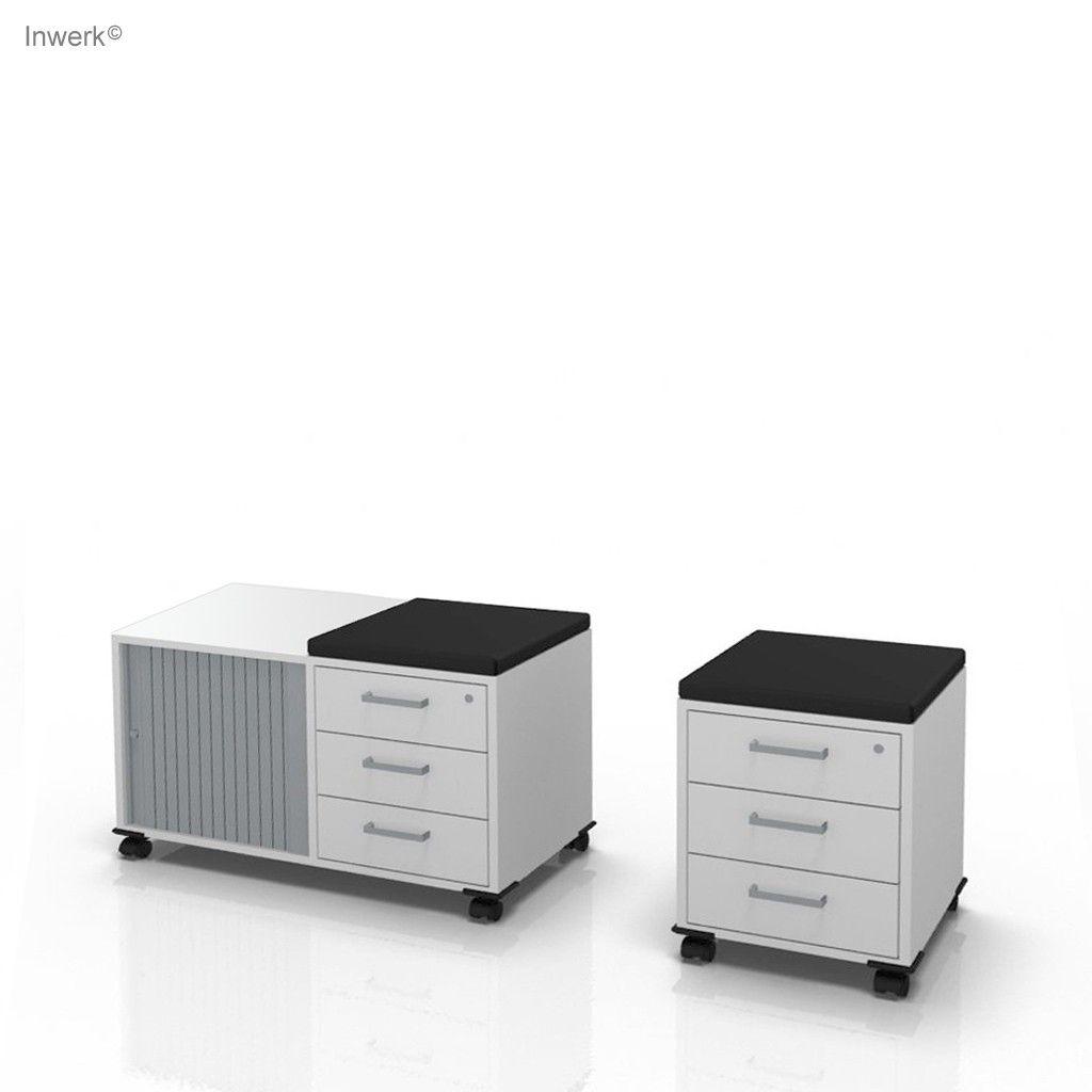 Sitz Container Mobil Amiga Home Office Setup Office Setup Decor