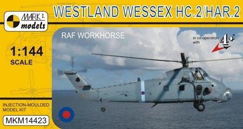 1:144 Westland Wessex HC.2/HAR.2