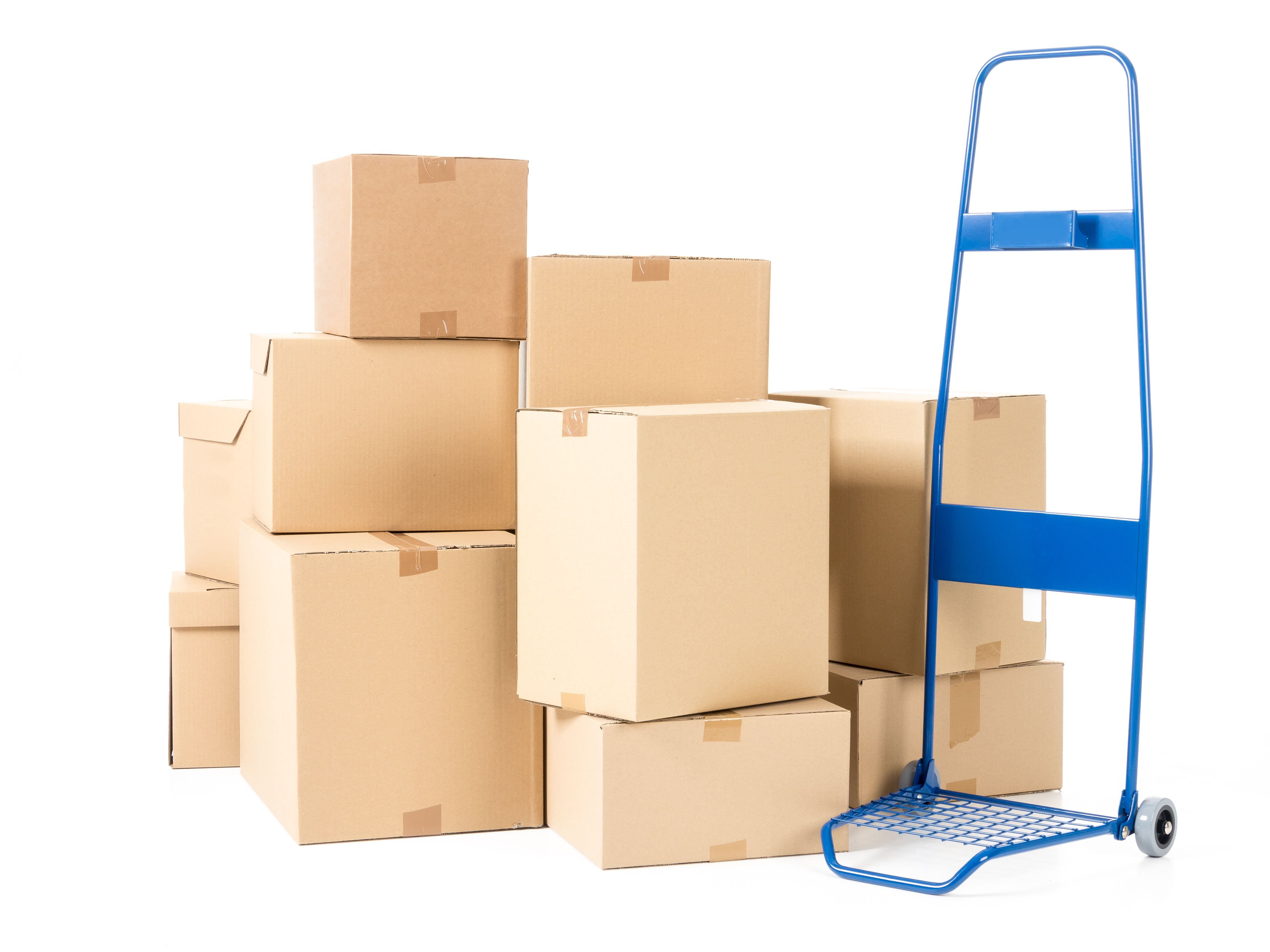 Moving boxes and supplies | Moving boxes, Large moving ...