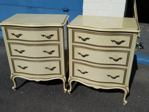 Reduced Drexel Touraine French Provincial Bedroom Set Dixie