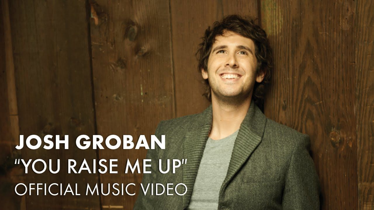 Josh Groban You Raise Me Up Official Music Video Inspiration