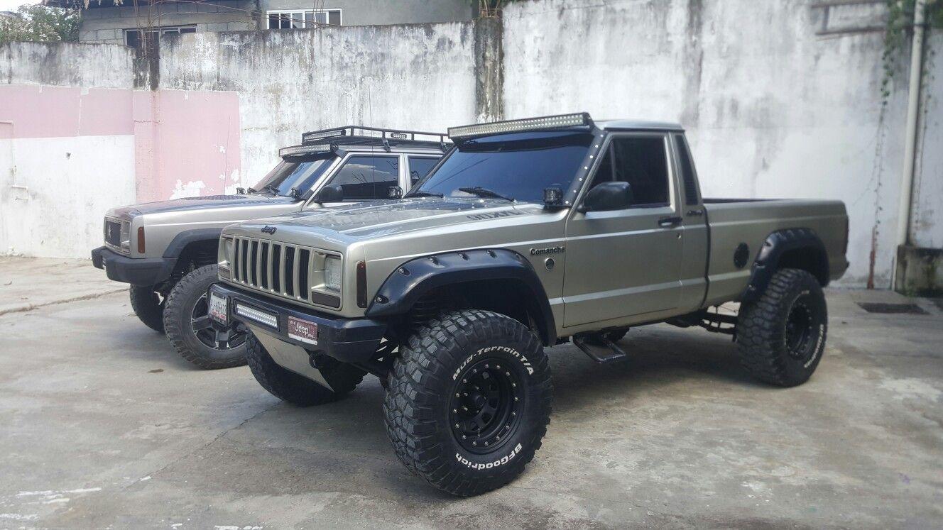 Jeep Comanche MJ Comanche jeep, Jeep suv, Jeep