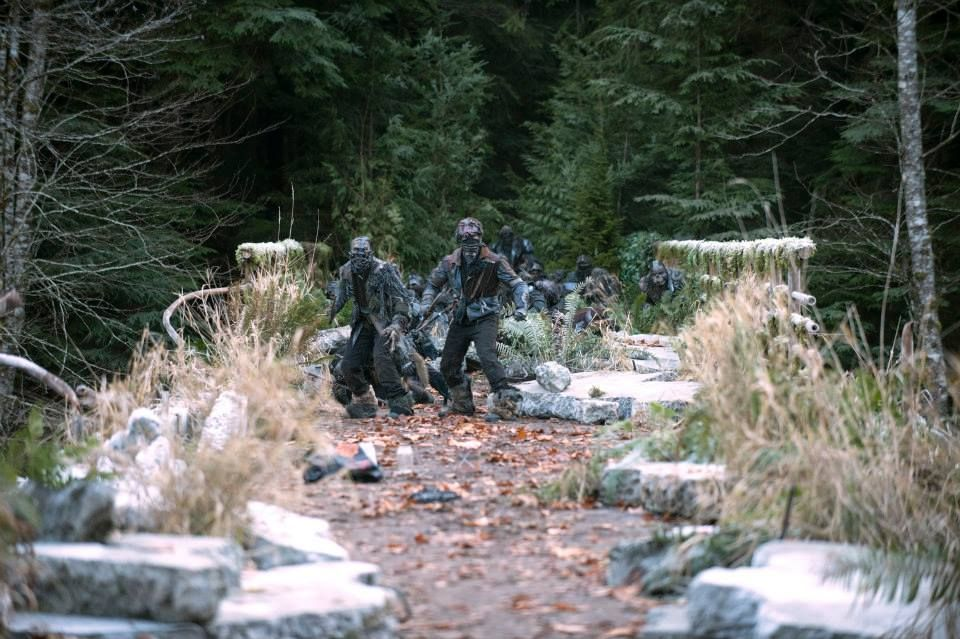 """S1 Ep10 """"I Am Become Death"""" - Grounders"""